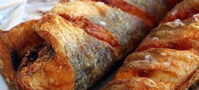 Как жарить рыбу — секреты приготовления