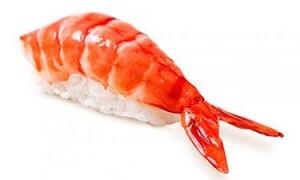 Как приготовить суши с креветками