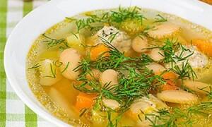 Как приготовить суп с фрикадельками: пошаговый рецепт