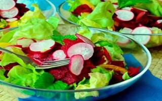 Как приготовить вкусный, полезный и питательный салат?