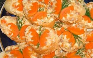 Бутерброды «Домашние»