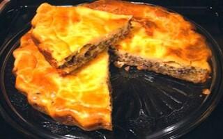 Пирог «Дон Жуан»