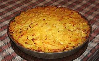 Рецепты приготовления картофельной бабки