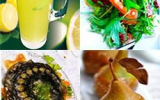 Здоровое питание — полезные блюда