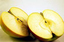 яблоко как источник железа