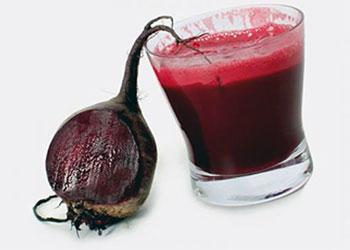 сок красной свеклы