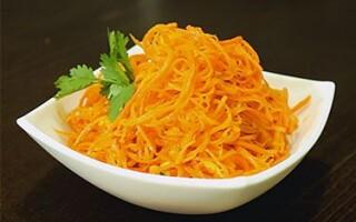 Рецепт приготовление моркови по-корейски