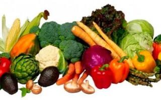 Овощи помогут бороться со злокачественными опухолями
