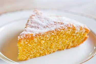 Бисквит апельсиновый